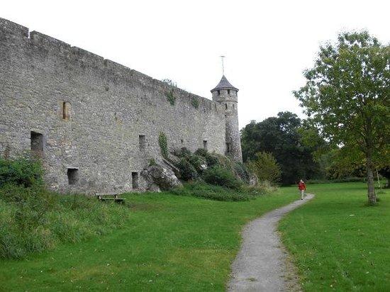 High Quality Cahir Castle: Außenseite
