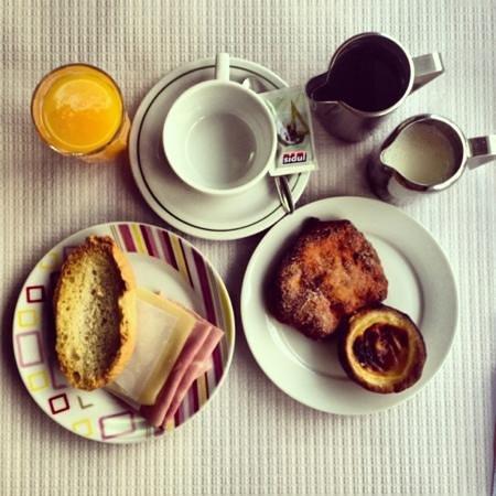 Residencial Solar: breakfast