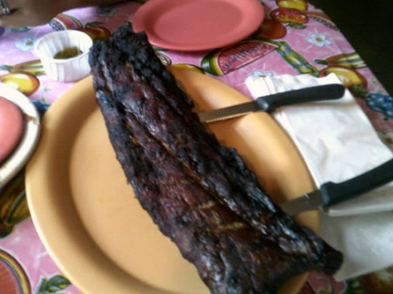 Bubba's Barbecue: Ribs for Two