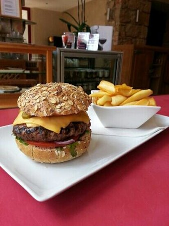 La Chicorée : Le burger du Chef