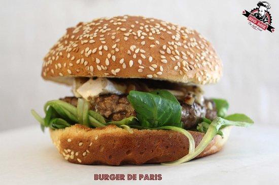 Big Mik : Burger de Paris