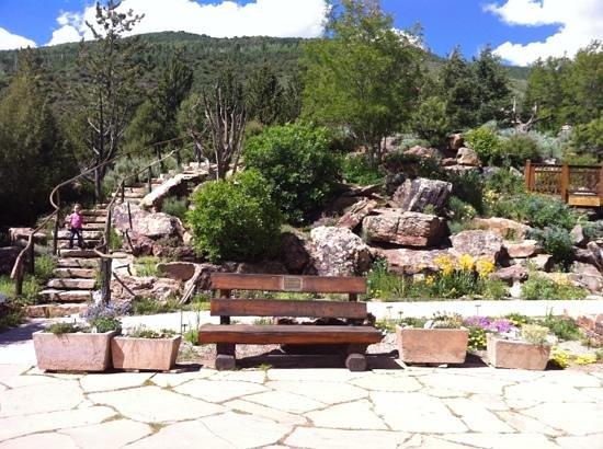 Mountain Garden Picture Of Betty Ford Alpine Gardens Vail