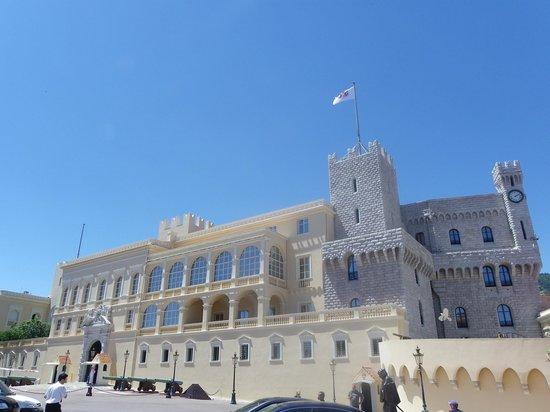 Prince's Palace (Palais du Prince) : Le Palais