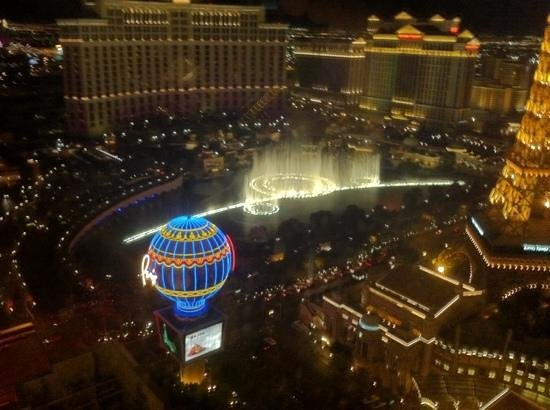 Scary Picture In My Hotel Room Planet Hollywood Resort