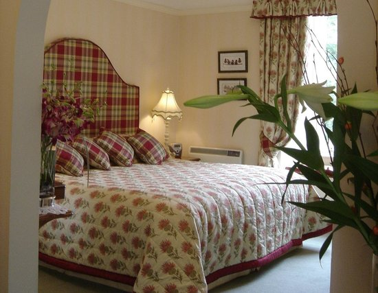 Kilcamb Lodge Hotel & Restaurant : One of the lovely suites