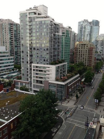 Hampton Inn & Suites Downtown Vancouver: view