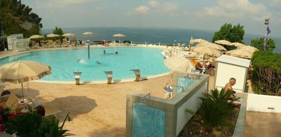 Hotel Eden Gigli : la piscina