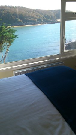 The Sunny Cliff Hotel & Apartments: Our Hotel room view