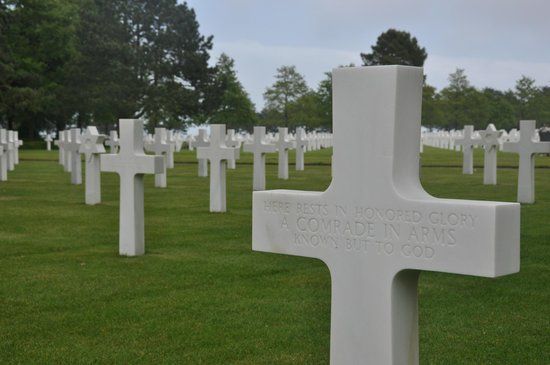 Military Might Day Tours: Touching tribute