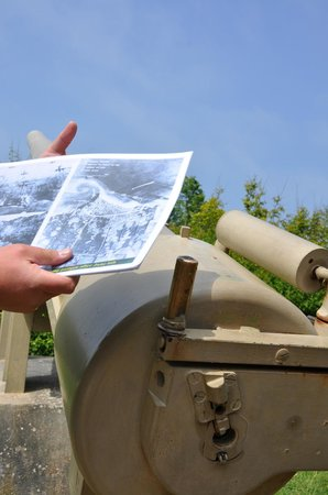 Military Might Day Tours: Pointe du Hoc