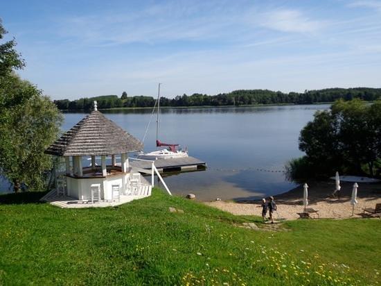 Эльк, Польша: molo