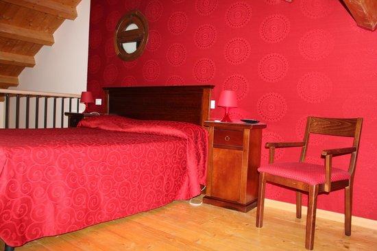 Luxardotel: Спальня 2 этажа