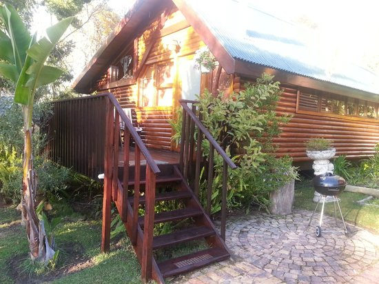 Knysna Tonquani Lodge & Spa: Comfortable chalet
