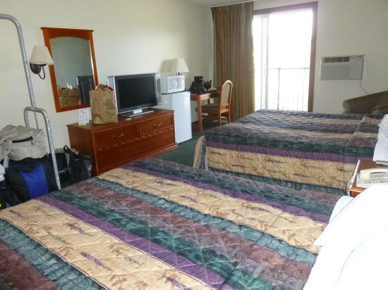 Days Inn Silverthorne: Room interior