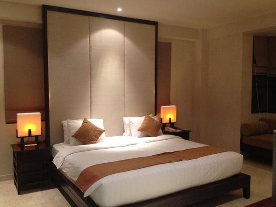 Park Hotel Nusa Dua: Bedroom
