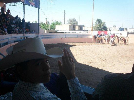 Lienzo Charro Gomez Palacio Dgo