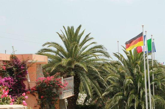 Palm Village Villasimius : other balconys