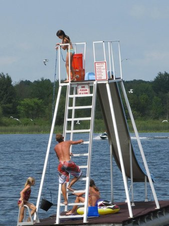 Leach Lake Cabins & Resort
