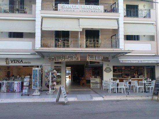 Santa Maura Studios & Apartments: santa maura