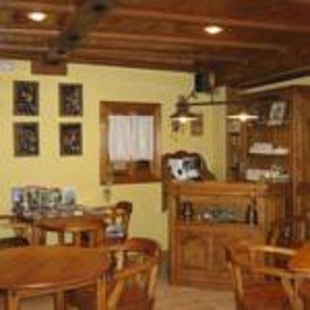 Casa La Abadia: Comedor de desayunos