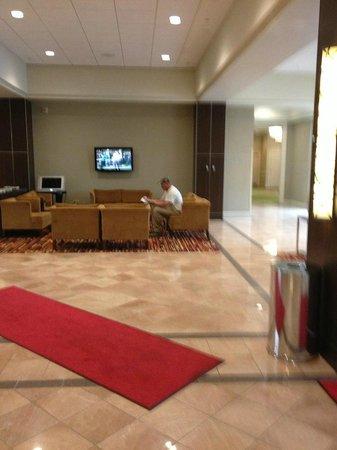 Minneapolis Marriott Southwest : Lobby