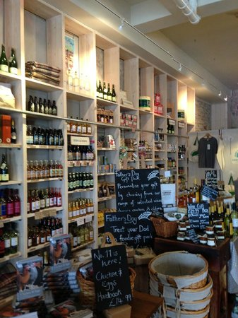 River Cottage Canteen & Deli: The Deli