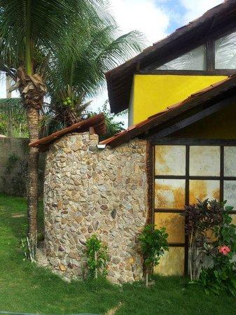 Refugio do Manati: Chalé