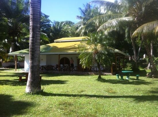 Chalets Anse Possession: zu Hause auf Praslin