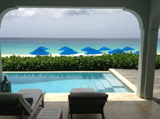 Meads Bay Beach Villas: Honeymoon Extraordinaire