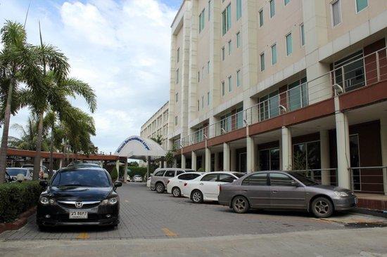Miracle Transit Hotel Suvarnabhumi Airport