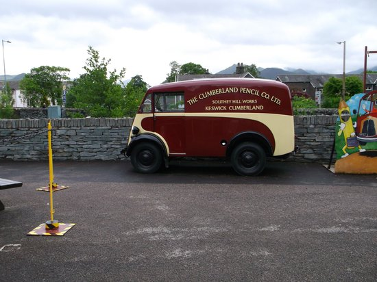 Keswick Pencil Museum Picture Of Derwent Pencil Museum Keswick
