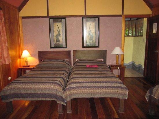 Hotel Shawandha Lodge: tranquilidad