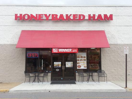 Honeybaked Ham Company Cafe Virginia Beach Restaurant
