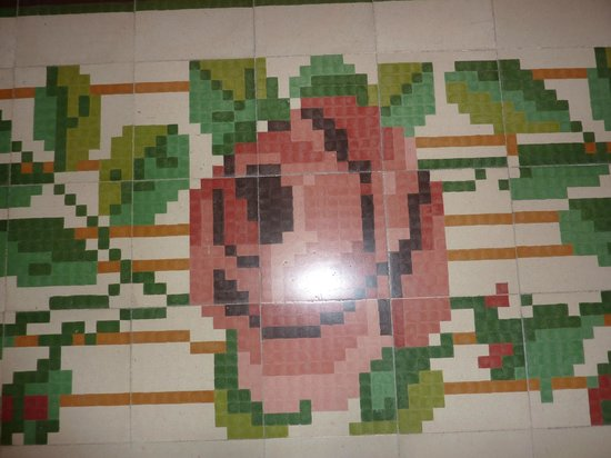 Hotel del Peregrino: Lobby Floor