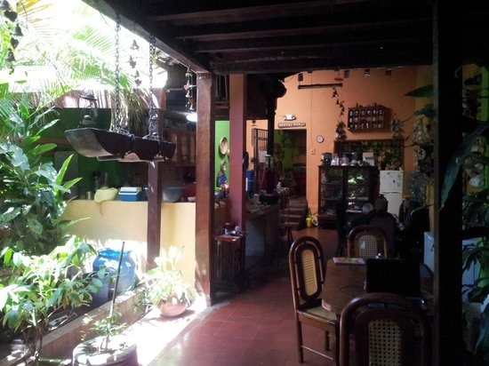 Hostal San Angel: Comedor