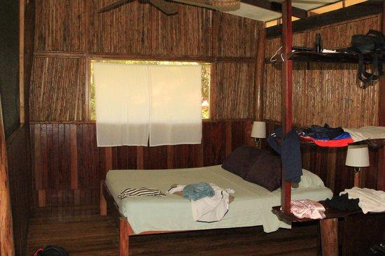 El Remanso Lodge: casa osa upstairs