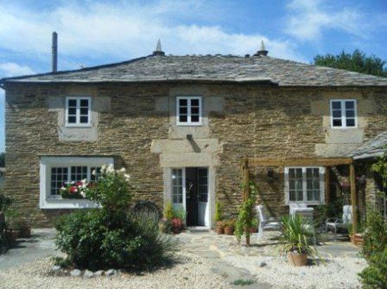 Fly fishing Galicia: the guest house
