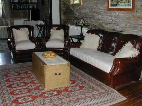Fly fishing Galicia: lounge