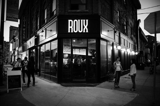 Photo of American Restaurant Roux at 2790 Dundas Street West, Toronto, ON M6P 2J3, Canada
