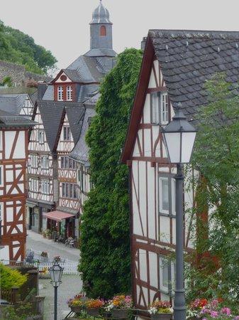 Wilhelmsturm: Half timber houses of Dillenburg