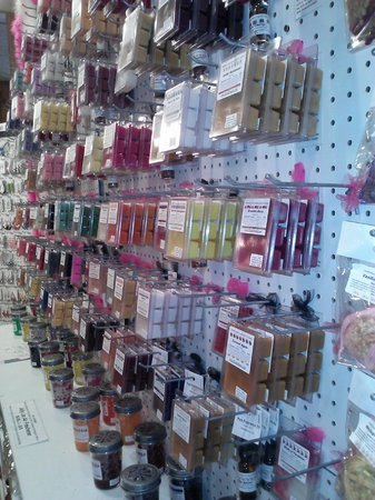 The Shoppes on Main in Salado: Great Fragrances