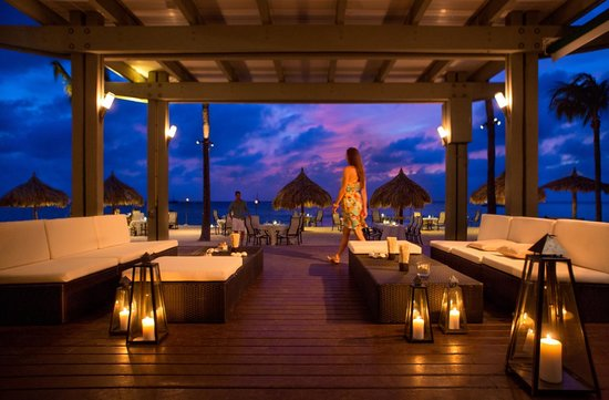 Aruba Marriott Resort & Stellaris Casino: Aruba Marriott Resort Simply Fish Dining