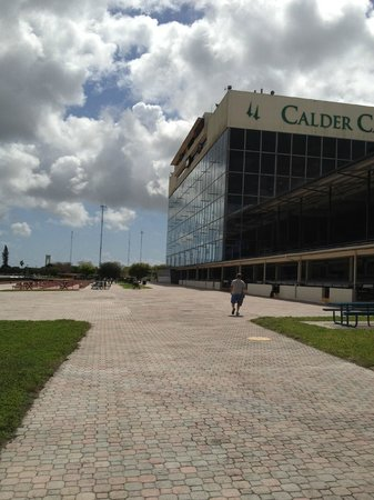 Calder casino & race course miami gardens fl