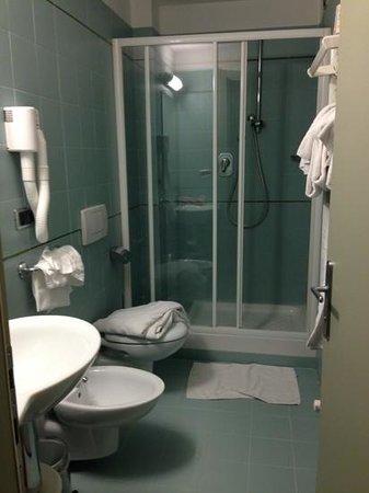 Albergo ll Castellaccio: bagno 115