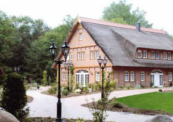 Visbek, Niemcy: Bullmühle Cafe und Restaurant