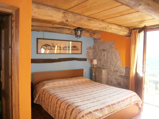 Agriturismo Al-Marnich: our room