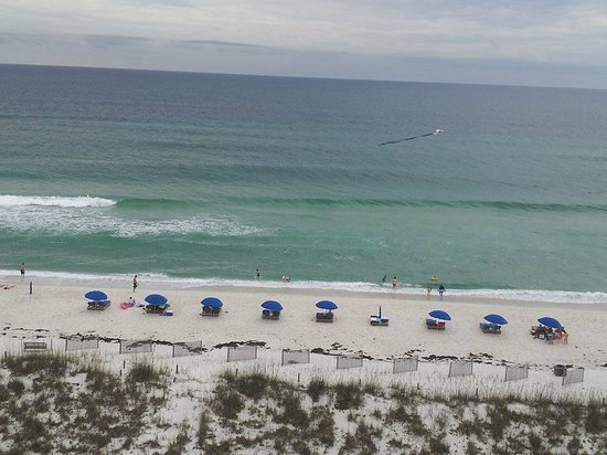 Holiday Inn Express Pensacola Beach: 7th Floor View