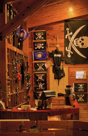 Crabby's Pirate Gift Shop