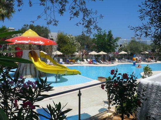 Sirios Village Hotel & Bungalows : water park