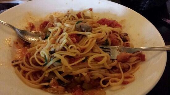 Angelo's: Pasta Diablo